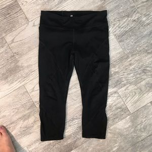 Gap Capri workout leggings